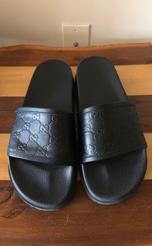 Gucci Flip Flops sz 11 price drop for Sale in Silver Spring, MD