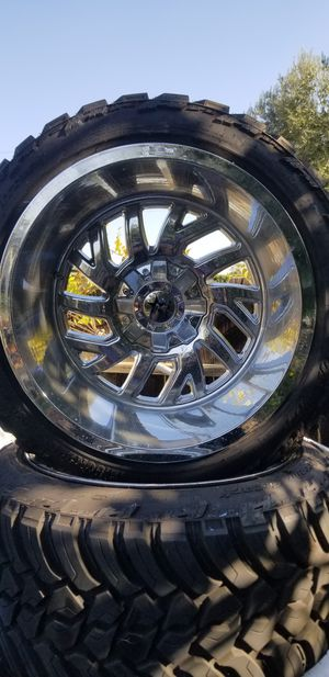 "22"" RBP rims for Sale in Fresno, CA"