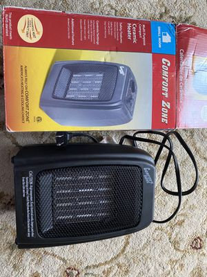 Compat ceramin heater and humidifer price negotiable . for Sale in McLean, VA