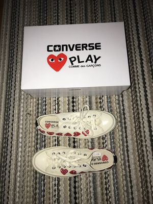 COMME des GARCONS CONVERSE PLAY for Sale in Cleveland, OH