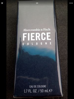 Abercrombie & Fitch Fierce Cologne 1.7oz for Sale in Clemmons, NC