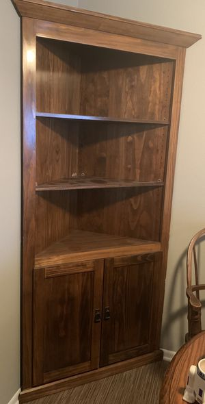 Corner shelves/cabinet for Sale in Lakewood, CO