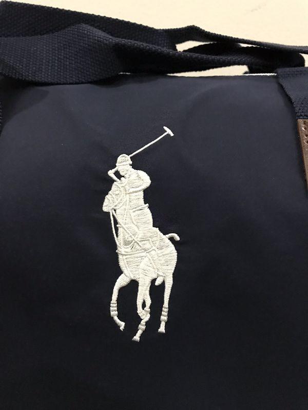 Polo Ralph Lauren weekender garment bag