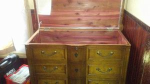 Vintage Lane love chest for Sale in Marengo, OH