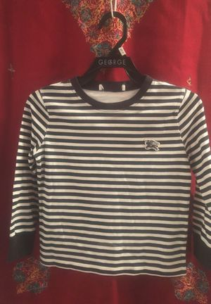 Authentic kids burberry long sleeve t-shirt for Sale in Miami, FL