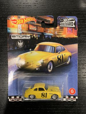Hotwheels hot wheels collectible toys cars Porsche 356 Outlaw for Sale in Ontario, CA