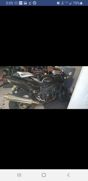 2006 triumph speed 4 motorcycle for Sale in Trenton, NJ