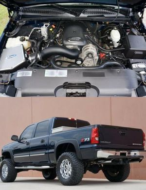 Crazy*Good*Deal*2005 Silverado Price$12OO for Sale in US AIR FORCE, CO
