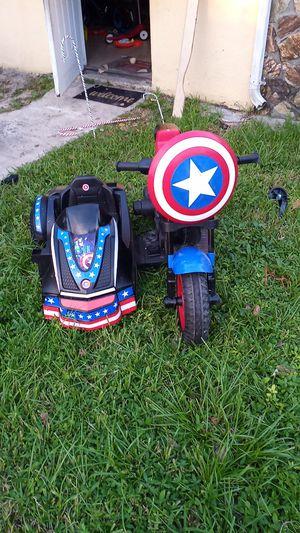 Captain America car for Sale in Miami Gardens, FL