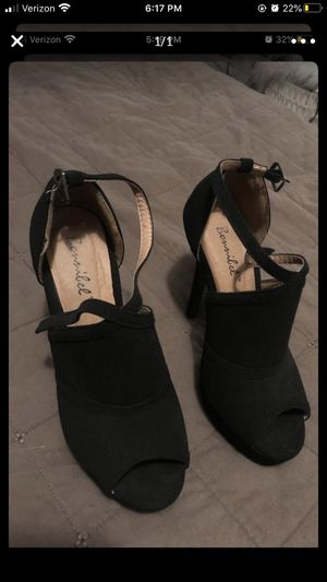 Black heels for Sale in Rancho Cucamonga, CA