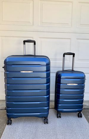 SAMSONITE Tech 2.0 Hardside Expandable Spinner Luggage set Dimensions: 29'&21' 2-Piece for Sale in Flower Mound, TX