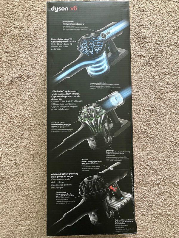 Dyson V8™ Animal Cord-Free Stick Vacuum - Iron