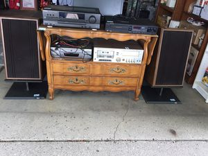 Stereo equipment-Each sold individually for Sale in Warren, MI