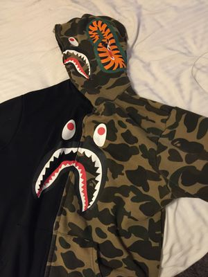 Bape Shark Hoodie for Sale in Norman, OK