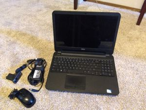 Dell laptop and accessories $75 for Sale in Camas, WA