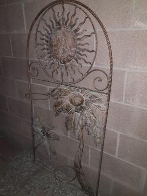Wrought iron decor for Sale in Bakersfield, CA