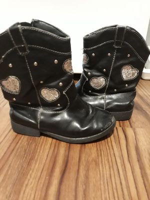 Girls size 9 boots for Sale in South Salt Lake, UT