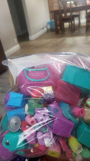 Big bag of shopkins for Sale in Sun City, AZ