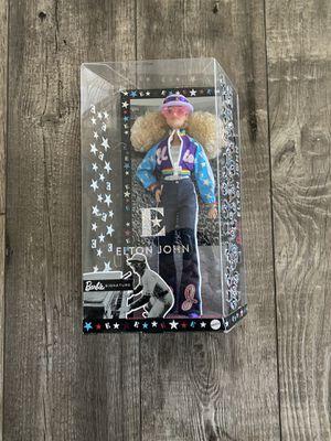 Barbie Elton John Edition for Sale in Parker, CO