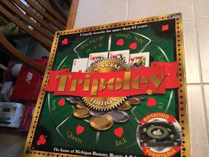 TRIPOLY special edition game for Sale in Woodbridge, VA