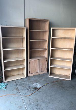 Bookshelves for Sale in Arroyo Grande, CA