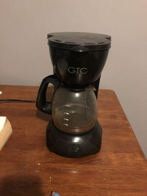 Mini coffee maker. Makes two cups of coffee. for Sale in Washington, DC