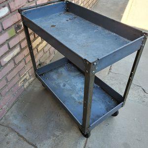Carrito Muy CONOCIDO De Metal. Muy Recistente. Precio Firme for Sale in Bloomington, CA