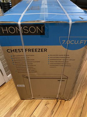 Thomson chest freezer 7.0 for Sale in New York, NY