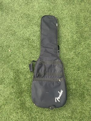 Fender guitar gig bag for Sale in CA, US