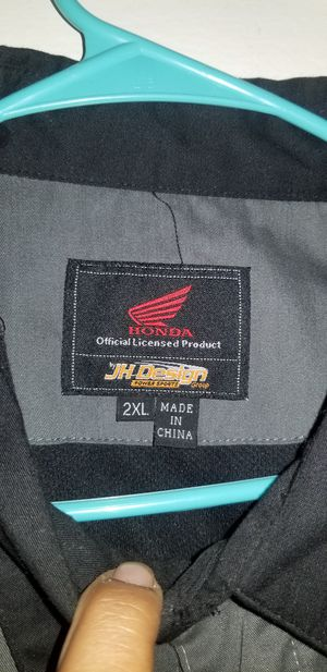Honda motorcycle shirt 2xl for Sale in Los Angeles, CA