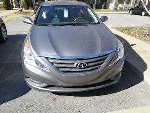 Hyundai sonata 2014 low mileage for Sale in Murfreesboro, TN