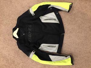 Dainese Motorcycle Street Mesh Riding Gear for Sale in Miami, FL