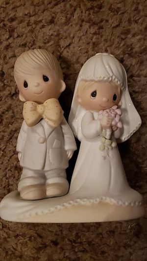 Precious Moments 1979 Bride and Groom for Sale in Saint Paul, OR