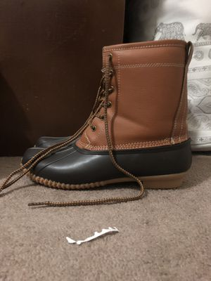 Rain/duck boots for Sale in Covina, CA
