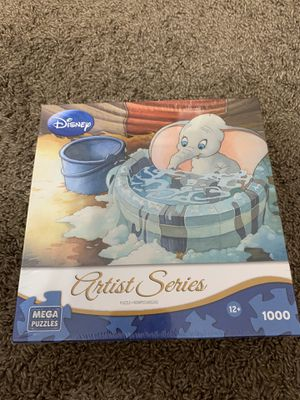 Collectible Artist Series Dumbo Mega Puzzle for Sale in Colorado Springs, CO