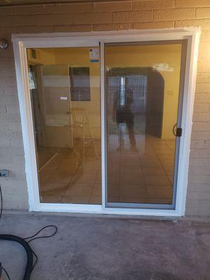 Glass sliding doors, windows and shower doors for Sale in Maricopa, AZ