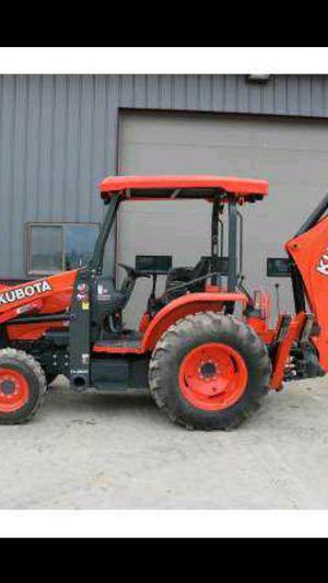 Kubota backhoe L47 for Sale in Beaufort, SC