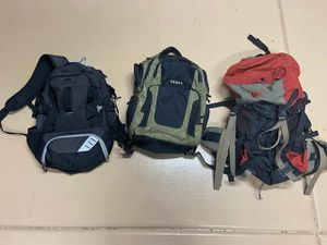 Heavy Duty BackPacks for sale! for Sale in Peoria, AZ