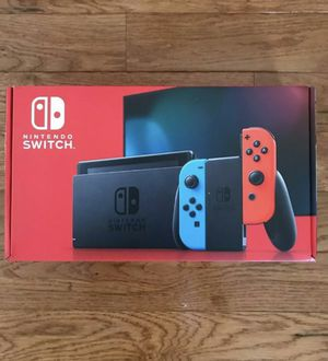 Nintendo Switch Blue & Red (Brand New) for Sale in Philadelphia, PA
