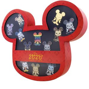 Mickey Mouse Funko Loungefly 12 Pin Limited Edition Only 5000 Made for Sale in McHenry, IL