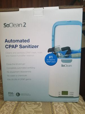 Soclean 2 for Sale in Erie, PA