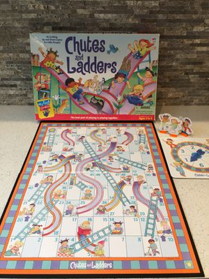 Chutes and Ladders Board Game for Sale in Renton, WA