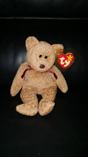 Ty Beanie babies. Curly the bear, 1993 for Sale in Santa Ana, CA