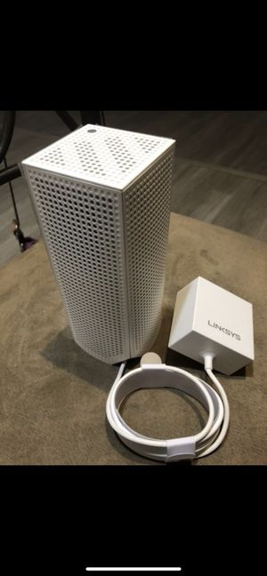 Linksys VELOP wifi router + ZOOM cable modem for Sale in Denver, CO