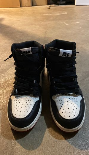 Jordan 1 not For Resales size 10.5 for Sale in North Canton, OH