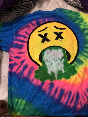 Travis Scott Astroworld tee sicko tee size large for Sale in Friendswood, TX