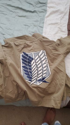 attack on titans jacket for Sale in Las Vegas, NV