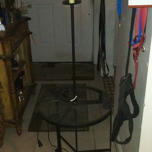 FREE LAMP TABLE MESSAGE ME SOON OR GO CURVE TONITE...LOOK MY POST GREAT DEALS for Sale in Jupiter, FL