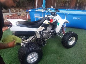 2004 Suzuki LTZ 400 quad for Sale in Stockton, CA
