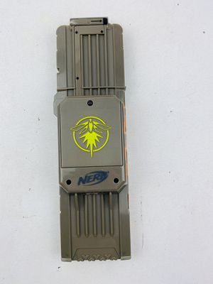 NERF N-Strike Gray Rayven CS-18 Motorized 18rd Magazine Clip - Tested! for Sale in Mint Hill, NC